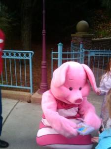 Porcinet Disneyland Resort Paris