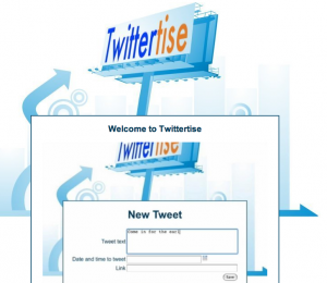 Twittertise