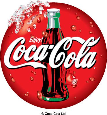 Publicité de Coca Cola