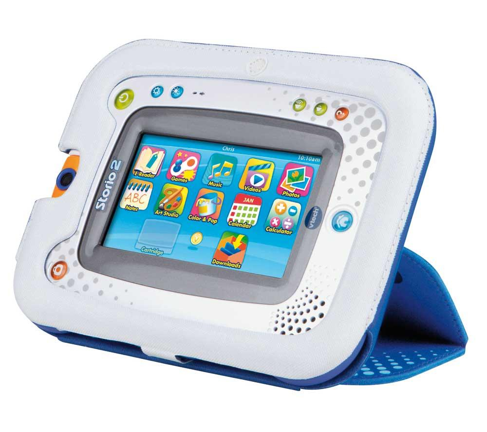 vtech la console storio 2 tablette num rique pour minis. Black Bedroom Furniture Sets. Home Design Ideas