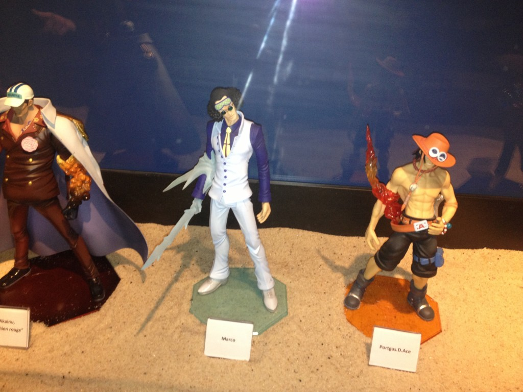 One Piece en figurines