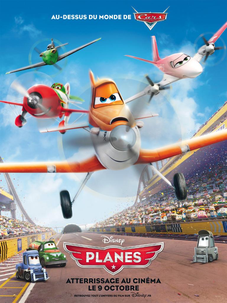 Planes - Affiche