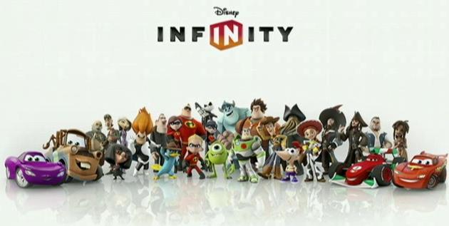 Disney Infinity jeu vidéo