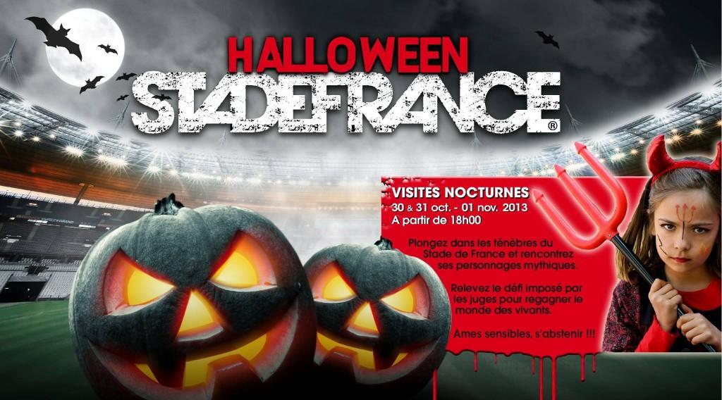 Stade de France Halloween 2013
