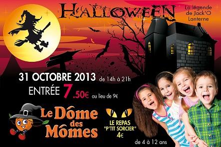 Le Dôme des Mômes HALLOWEEN 2013