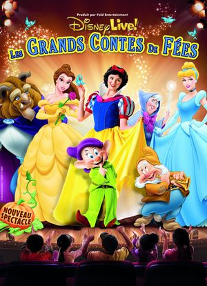 les_grands_contes_de_fees_Disney Live 2014