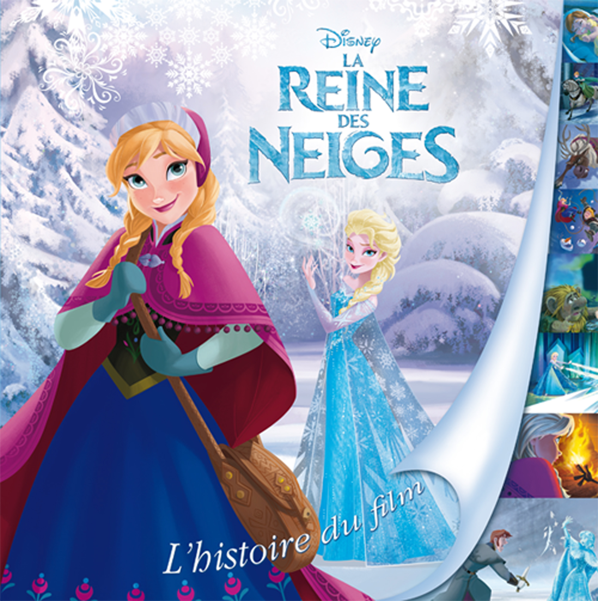 jouets goodies la reine des neiges de disney bonbon bisous. Black Bedroom Furniture Sets. Home Design Ideas