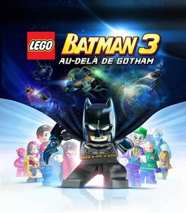 Lego Batman 3 au delà de Gotham Jeu Vidéo