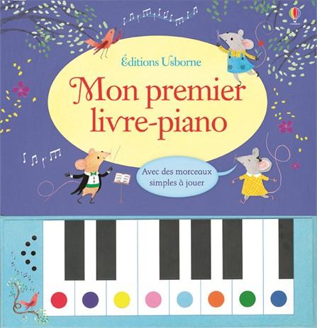 mon premier livre piano aux editions usborne