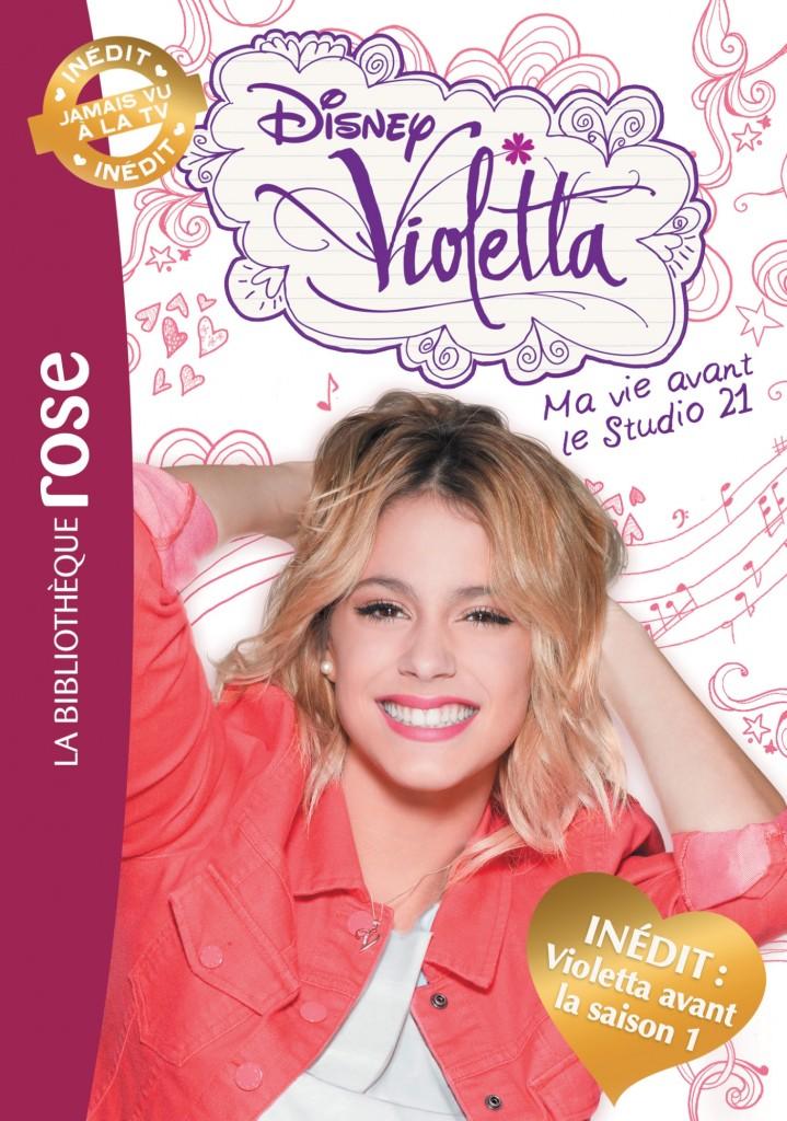 Inédit Violetta