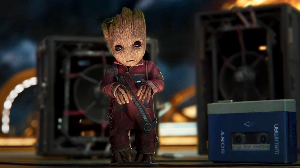 Baby Groot GOTG2